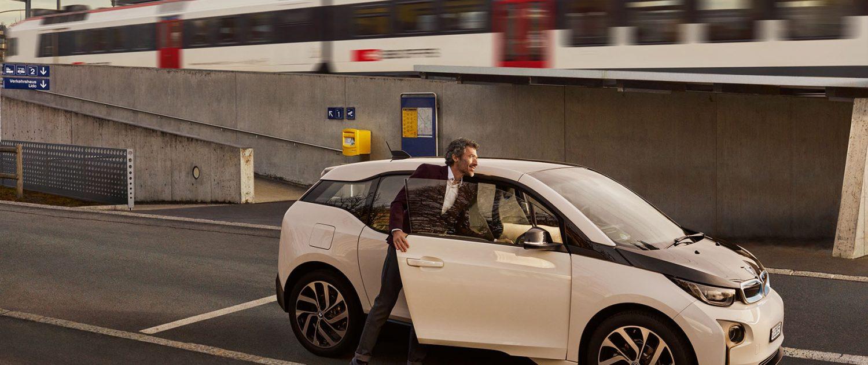 SBB Reiseplaner neu mit Catch a Car