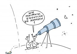Abbildung: © Pfuschi-Cartoon, Bern