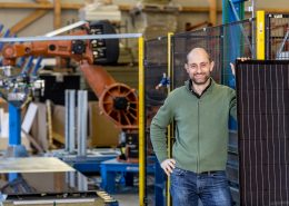 Daniel Lepori Gründer und CEO der Firma Designery SA (Quelle: Andrea Badrutt, Chur)