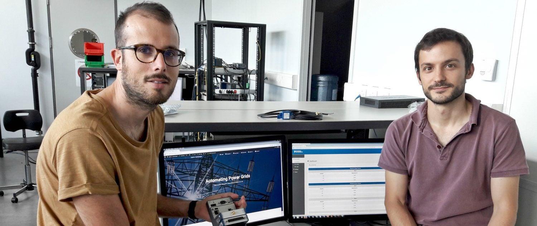 Zaphiro Paolo Romano (CEO) und Marco Pignati (CTO), Zaphiro Technologies