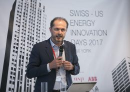 Benoît Revaz an den SUEID 2017