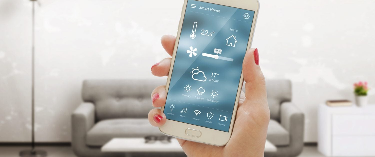 Smart Phone Home Apps