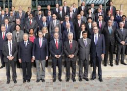 IEA-Ministertreffen in Paris, November 2017