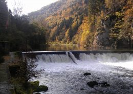 Site du Theusseret sur le Doubs JU France_Swiss Small Hydro