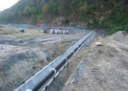 Niedergesteln Rohr Swissgas